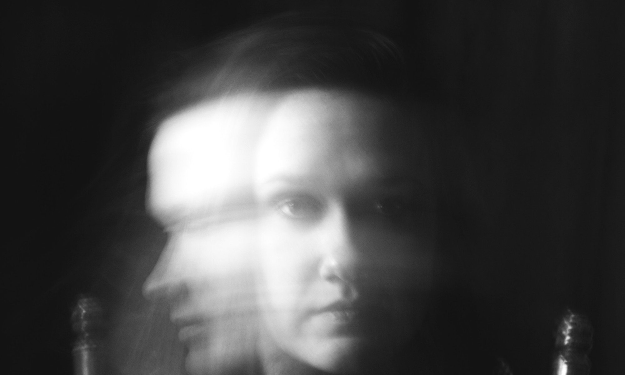 Shade photo of woman with schizophrenia