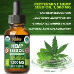eBay hemp oil advertisement